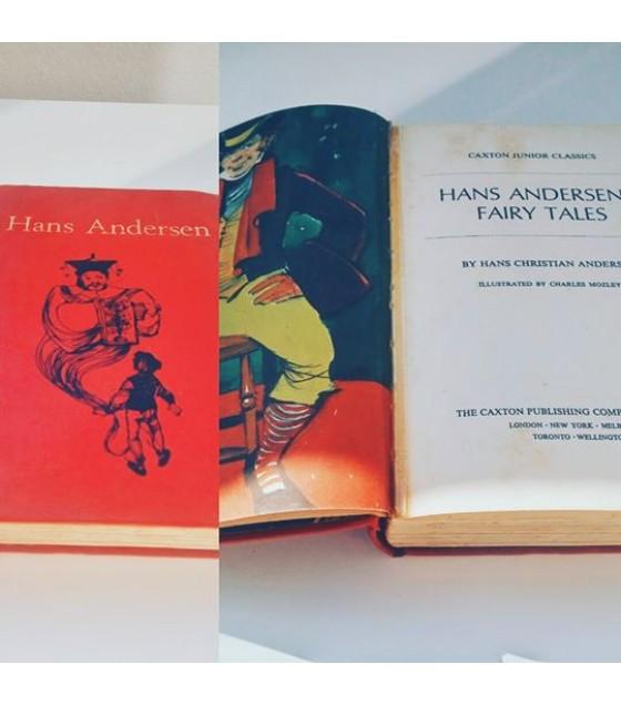 Hans Andersen's Fairy Tales Caxton Junior Classics (1965) by Hens Andersen