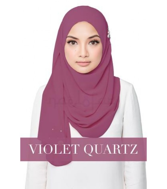 Naelofar Hajar (Violet Quartz)