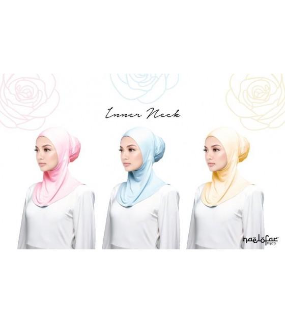 Naelofar Hijab Inner Neck Scarf