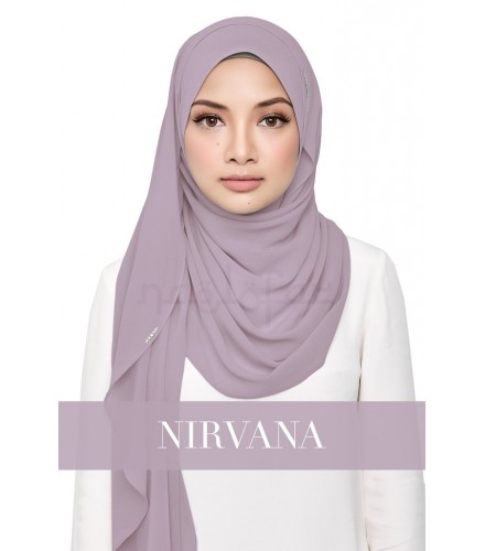 Naelofar Hijab Instant Shawl NIRVANA